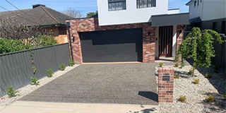 Driveway example by Adelaide Exposed Concrete
